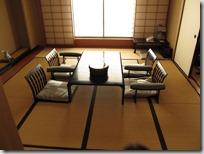 ヒルトン東京ベイ 和室スイートルーム 和室1