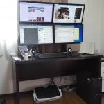 デスクトップPCを4画面のマルチディスプレイにした感想