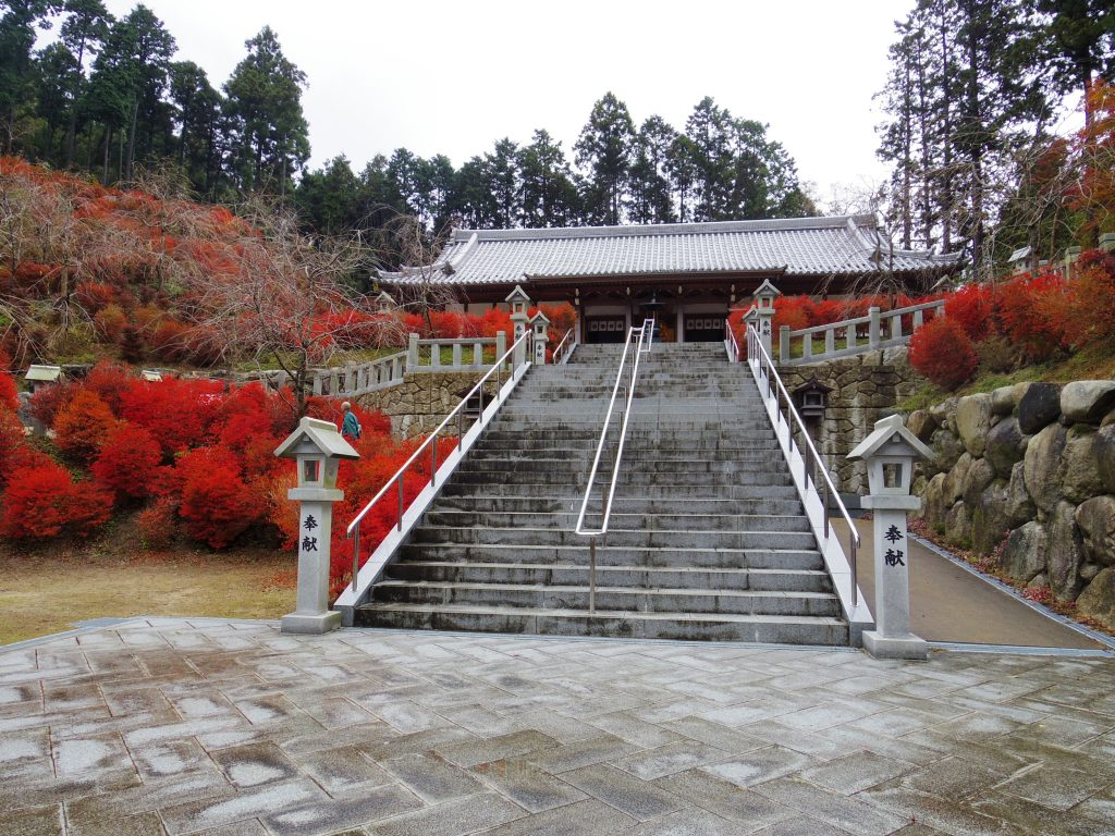 呑山観音寺本堂