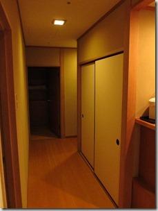 ヒルトン東京ベイ 和室スイートルーム 廊下