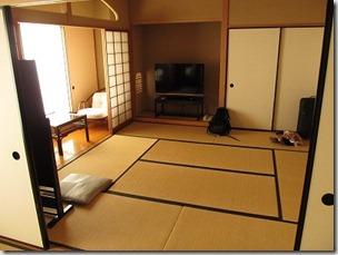 ヒルトン東京ベイ 和室スイートルーム 和室2