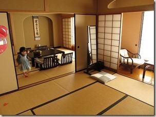 ヒルトン東京ベイ 和室スイートルーム 和室3