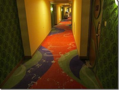 ハッピーマジックフロア 廊下