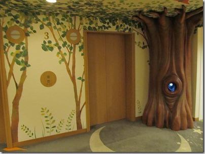 ハッピーマジックフロア エレベーターホール
