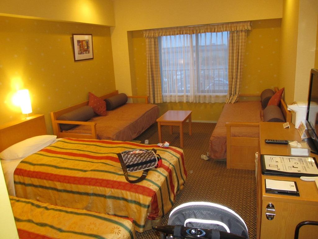 バケーションパッケージを利用してパームテラスホテルに泊まった感想
