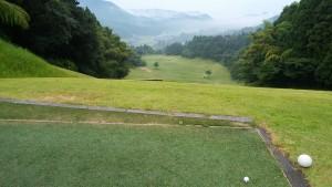 皐月ゴルフ倶楽部竜王コース INコース