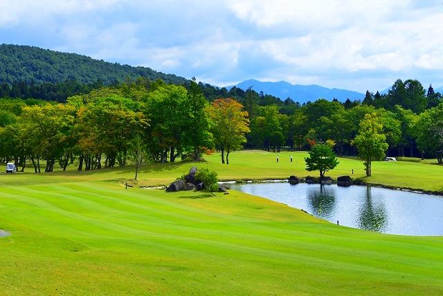 京都 ゴルフ場
