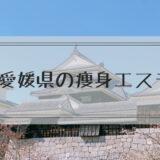 愛媛県の痩身エステ