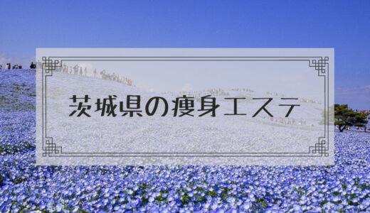 茨城県の痩身エステでダイエットモニター体験を募集しているエステサロンまとめ